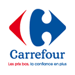 logo Carrefour CAEN
