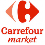 logo Carrefour Market BOURG LA REINE