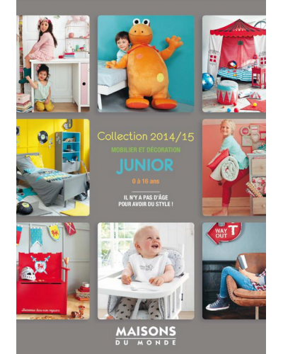 feuilletez le catalogue junior 2014 2015 maisons du monde. Black Bedroom Furniture Sets. Home Design Ideas