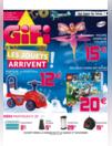 Prospectus Gifi : Les jouets arrivent !