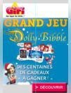 Jeux concours Gifi : Grand jeu Dolly Bibble : des centaines de cadeaux à gagner
