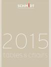 Catalogues & collections Cuisines Schmidt REDON : Catalogue tables & chaises 2015