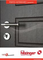 Catalogues et collections Hilzinger : Feuilletez le catalogue Portes intérieures DesignArt