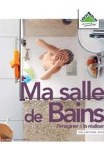Catalogues et collections Leroy Merlin : Ma salle de bains l'imaginer & la réaliser