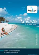 Catalogues et collections Hydrosud : Feuilletez le catalogue 2015