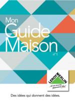 Promos et remises  : Mon guide maison n°1