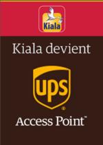 Services et infos pratiques Kiala : Kiala devient Access Point