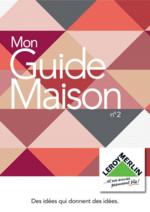 Catalogues et collections Leroy Merlin : Mon guide maison n°2