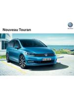 Catalogues et collections Volkswagen : Nouveau Touran