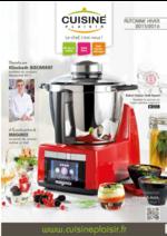 Catalogues et collections Cuisine plaisir : Catalogue Cuisine Plaisir Automne Hiver  2015