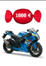 Bons Plans Suzuki Moto : Bonus à la reprise jusqu'à 1000€