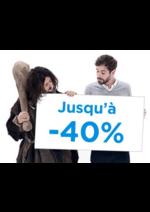 Promos et remises Aramis : Des prix pré-historiquement bas ! Jusqu'à -40%