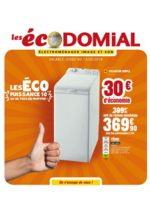 Catalogues et collections DOMIAL : Les EcoDomial