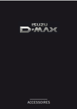 Catalogues et collections Isuzu : Catalogue accessoires Isuzu D-Max