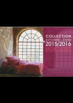 Catalogues et collections Sylvie Thiriez : Le lookbook automne hiver 2015-2016
