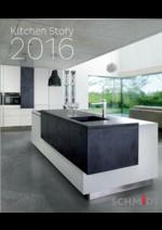Catalogues et collections Cuisines Schmidt : Kitchen Story 2016