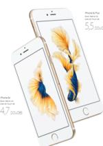 Catalogues et collections Apple : Craquez pour l'iPhone 6S