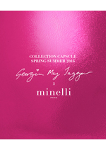 Catalogues et collections Minelli : Collection capsule spring summer 2016