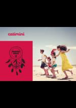 Catalogues et collections Catimini : Rencontres insolites été 2016