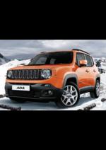 Catalogues et collections ADA : La sélection du mois de février : le Jeep Renegade