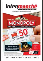 Prospectus Intermarché Super : Jusqu'à 50% en avantage carte