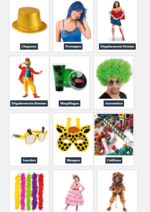 Catalogues et collections Festi : La sélection Festi pour votre carnaval