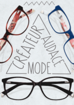 Bons Plans Les opticiens mutualistes : Monture + verres Eleven Paris dès 139€