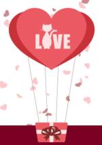 Catalogues et collections Lollipops : Envolez-vous pour la Saint-Valentin