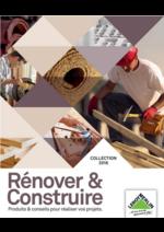 Promos et remises  : Rénover & Construire Collection 2016