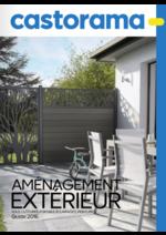 Promos et remises  : Guide 2016 Aménagement extérieur