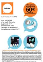 Promos et remises  : Bon plan, offre spéciale Île de France