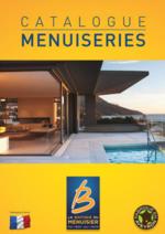 Promos et remises  : Le catalogue menuiserie