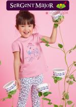 Catalogues et collections Sergent Major : Feuilletez le lookbook enfant Le jardin des lilas
