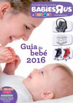Guias e conselhos Toys R Us : Guia do bebé 2016