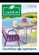 Promos et remises  : Espace Jardin