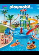 Promos et remises  : Catalogue Playmobil 2016