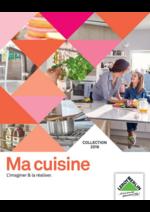 Catalogues et collections Leroy Merlin : Ma cuisine: l'imaginer & la réaliser Collection 2016