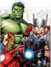Retrouvez la boutique Marvel