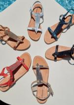 Catalogues et collections besson : Les nu-pieds femme à 35€