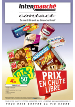 Prospectus Intermarché Contact : Prix en chute libre