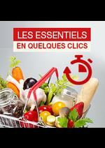 Catalogues et collections Monoprix : Les essentiels en quelques clics