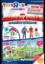 Prospectus Toys R Us : Les super prix sont de sortie !