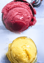 Promos et remises  : Pure sélection glaces et sorbets