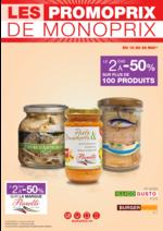 Prospectus Monoprix : Les promoprix de Monoprix