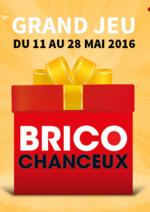 Jeux concours Brico Dépôt : Tentez de gagner de nombreux cadeaux
