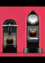 Bons Plans FNAC : Découvrez les cafetières Nespresso, jusqu'à 30€ remboursés