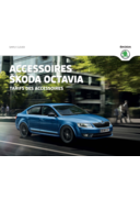 Catalogues et collections Distributeurs Skoda PARIS : Le tarif des accessoires Skoda Octavia