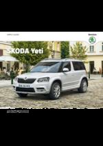 Catalogues et collections Skoda : Découvrez la Skoda Yeti