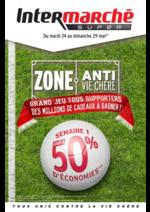 Prospectus Intermarché Super : Zone anti vie chère