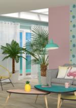 Catalogues et collections 4 murs : Succombez à la tendance Miami